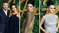 Kendall Jenner deja pezones y pantis al descubierto en alfombra roja
