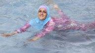 Musulmanas ya podrán nadar en burkini en Francia