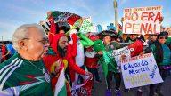 [FIFA2018] En el primer amistoso del 2018, la afición azteca se arremolinó con la mejor de sus galas futboleras para ver el choque entre el cuadro Tricolor y su rival europeo, en el Alamodome de San Antonio, Texas. Foto: imago7