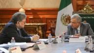 """AMLO tiene una """"buena"""" reunión con el fiscal de EEUU"""