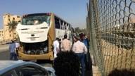 Egipto: varios turistas heridos tras explosión en autobús