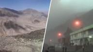 Volcán en Perú lanza cenizas que llegan hasta Bolivia
