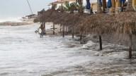 Priscilla toca tierra en México y se degrada a depresión