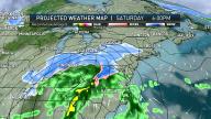 MAPAS: Se espera fuerte impacto de nor'easter este fin de semana