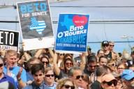 Candidatos texanos al Senado cierran la campaña con visiones an