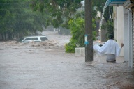 Lluvias torrenciales dejan un muerto en el estado mexicano de Si