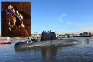 Hallan al submarino ARA San Juan en el fondo del mar