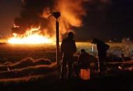 Al menos 21 muertos al explotar una toma clandestina de gasolina