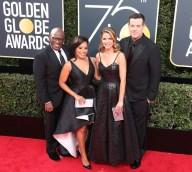 Arrivals - 75th Golden Globe Awards