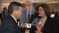 Margarita Cedeño deja entrever aspiración presidencial