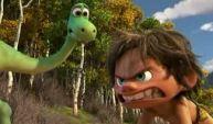 Es uno de los estrenos más esperados para toda la familia y cuenta la amistad entre un dinosaurio y un niño que ladra como un perro.