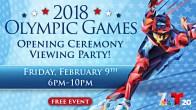 Mire la ceremonia de apertura de los Juegos Olímpicos de Invierno ¡VIVA la cubierta de vuelo del USS...