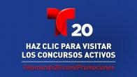 Telemundo 20 Promociones
