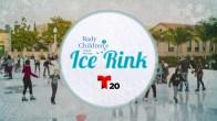 Pista de hielo para niños