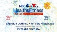 Acompañanos en la NBC4 y Telemundo 44 Health Expo