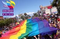 Desfile del Orgullo LGBT y Festival de Música de San Diego
