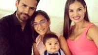 El actor colombiano se expresa sobre su faceta como papá.
