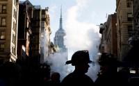 Las autoridades aún no han determinado que causó la estruendosa explosión en horas de la mañana.