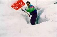 Las mejores fotos de las peores tormentas invernales del noreste.