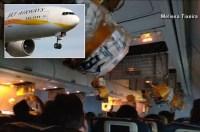 La tripulación fue retirada de sus próximos vuelos mientras se realiza la investigación.