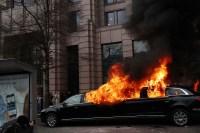 En la capital hubo actos de violencia y arrestos masivos. En otras ciudades del país también se registraron manifestaciones la mayoría pacíficas.