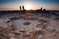¿Cómo y quiénes hicieron pan si no se había desarrollado la agricultura?  Esto fue lo que descubrieron en esta especie de chimenea prehistórica.