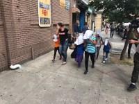 El alcalde Bill de Blasio confirmó que 239 niños inmigrantes separados de sus padres en la frontera están en la ciudad.