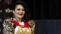 La reina del rock sufrió un robo en su casa en la Ciudad de México.