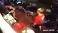 El hombre terminó arrestado el mismo día en el restaurante