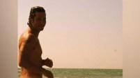 """""""El Titi"""" de """"El final del paraíso"""" calentó esa red social cuando mostró una imagen suya completamente desnudo..."""
