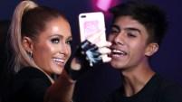 La sexy modelo y empresaria volvió a compartir con los mexicanos.