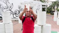 El restaurante La Leche ha despertado la curiosidad de los turistas en Puerto Vallarta.