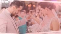Los actores colombianos Carmen Villalobos y Sebastián Caicedo se casaron este fin de semana. Mira las mejores imágenes de la celebración.