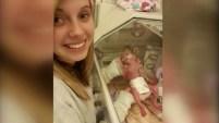 Leucemia infantil son dos palabras que los padres temen y un matrimonio de Illinois se enteró de que su bebé es la más joven en ser diagnosticada con ese tipo de...