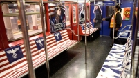 Amazon se vio obligada a retirar una promoción de estética nazi del metro de Nueva York que promocionaba su nueva serie sobre la Segunda Guerra Mundial.