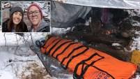 Ryan Osmun y Jessika McNeill se encontraban en el Parque Nacional Zion en el estado de Utah disfrutando de un sábado al aire libre cuando ocurri&oacute...