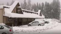 El frente frío se desplaza desde el oeste al este y causará estragos con nevadas y lluvias congeladas.Para ver el episodio completo de Un...