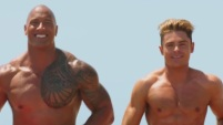"Protagonizan Dwayne Johnson ""The Rock"" y Zac Efron."