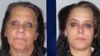 Una pareja y una abuela fueron arrestados después de que su bebé fue llevado al hospital.