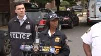 Las autoridades indicaron que un hombre, una mujer y la supuesta atacante también resultaron heridos.