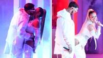 La pareja dejó a todos boquiabiertos durante los Premios Billboard en Las Vegas. Miras las imágenes.