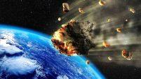 El número de asteroides que han chocado contra la Tierra y la Luna, ha aumentado hasta tres veces en los últimos 290 millones de años...