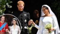 La boda de los nuevos duques de Sussex fue quizás más extravagante y costosa que la de su hermano, el príncipe William. Aquí los detalles de lo que costó...