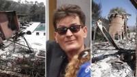 Las celebridades también están sufriendo la ira de los feroces incendios en el sur de California. Te contamos quiénes son.