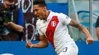 El árbitro decretó la posición adelantada tras el gol del peruano Christopher González.