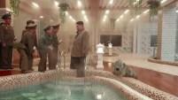 Es el proyecto favorito del líder norcoreano; el complejo tienes piscinas y pagodas.