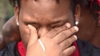 El conocido integrante del equipo de fútbol americano de la escuela secundaria en Lewisville, Texas, colapsó mientras jugaba con su mellizo.