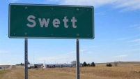 El pueblo fantasma de Swett ha bajado de precio, para quienes estén interesados en comprarlo.