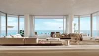 La propiedad tiene 12,410 pies cuadrados de espacio interior y una terraza al aire libre de 18,247 pies cuadrados. Cuenta con 11 baños, un gimnasio, un...