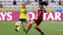 Resumen del partido Suecia vs Tailandia.